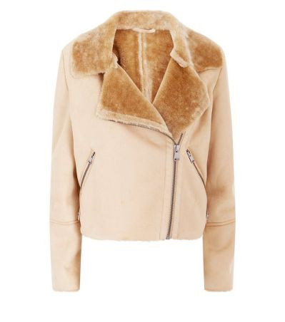 blue-vanilla-camel-faux-shearling-cropped-jacket